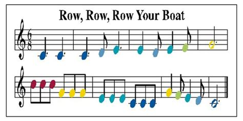 row row row your boat boomwhackers how to play songs on your little tikes piano google