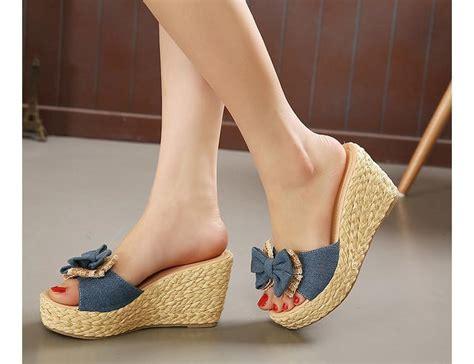 Wedges G01 2013 womens fashion platformed wedge sandals jpg 586 215 424