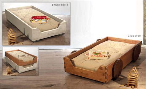 culle piccole dimensioni lettino montessori vinaccia integral design