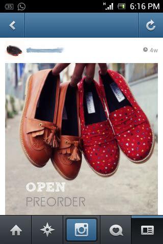 Nih 19 Sepatu Handmade limppompom masih mau belanja di shop