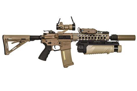 Airsoft Gun Carbine Airsoft Gi Custom M4 Mud Wrestler Carbine Aeg Airsoft Gun