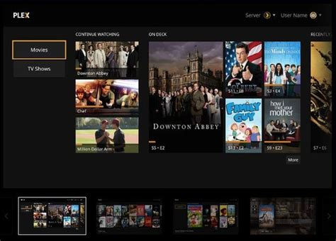 Plex Home Theater Plex App Now Available On Sony S Ps4