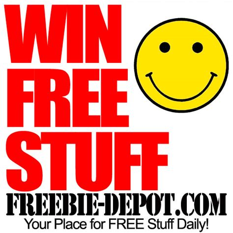 Free Stuff Giveaway - giveaways freebie depot
