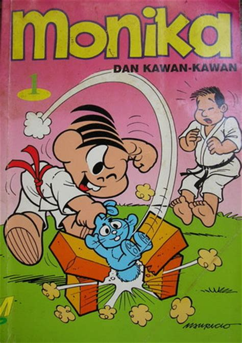 Monika Dan Kawan Kawan 5 monika dan kawan kawan jilid 1 by mauricio de sousa reviews discussion bookclubs lists
