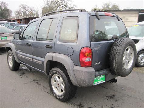 2002 jeep liberty sport for sale 2002 jeep liberty sport sport for sale stk r15950