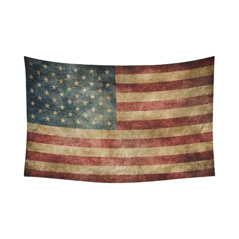 stars and stripes home decor interestprint stars and stripes usa flag wall art home decor vintage retro american flag
