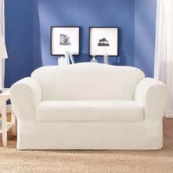 Sure Fit Ottoman Slipcovers Buy Cheap Sofas Sofa Slipcovers