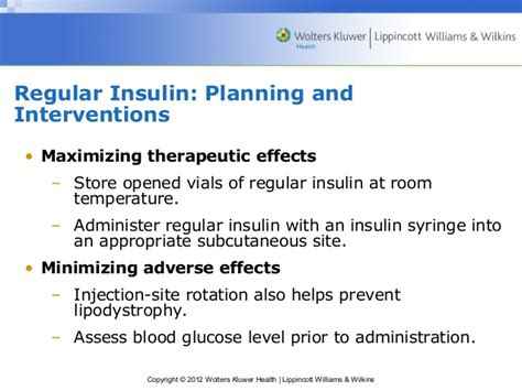 How Can Insulin Be Stored At Room Temperature by Ppt Chapter 49