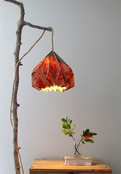 How To Make A Paper Lighter - lovely diy paper l shade craft pretty sure you want do