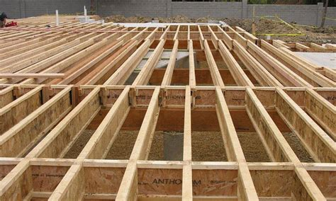 1 floor joists image result for wood i joist blocking house