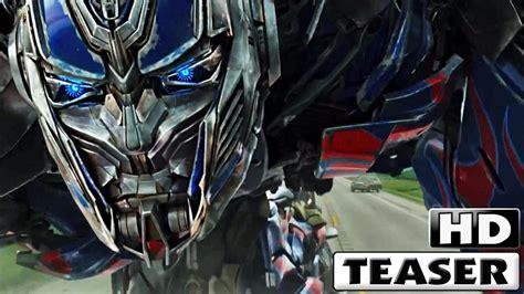 imagenes en 3d de transformes transformers 4 la era de la extincion teaser trailer 2014