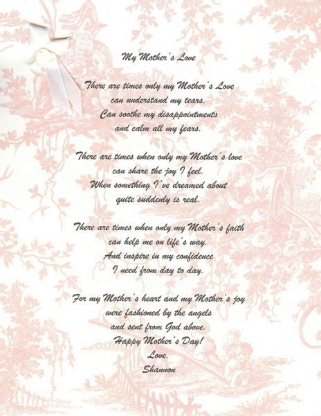 spanish mothers day poems mothers day rhyming poems in spanish mothers day poems