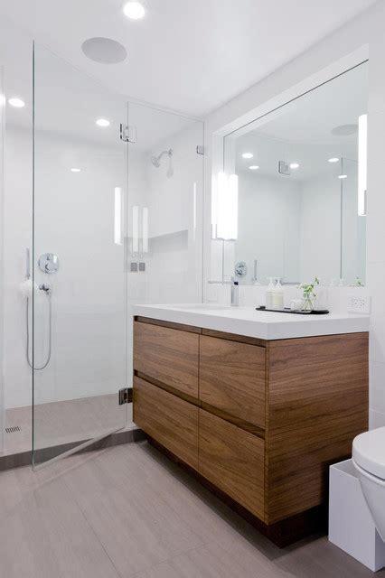 scandinavian bathroom scandinavian inspired condo in the west hollywood hills scandinavian bathroom