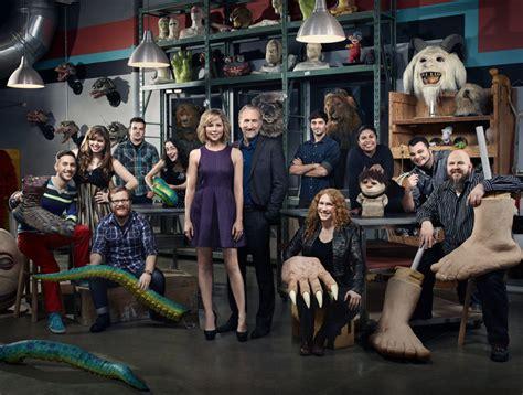 jims shop jim hensons creature shop challenge