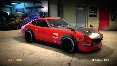 nissan fairlady 240zg need for speed nissan fairlady 240zg 1971