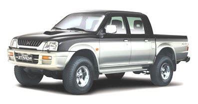 the ultimate car guide car profiles mitsubishi l200 1999 2006