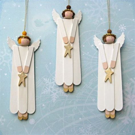 diy easy christmas crafts ideas beautiful stars  angels