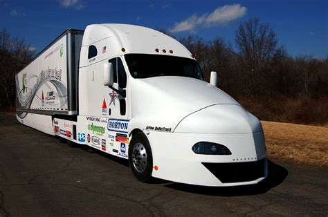 volvo gm heavy truck corporation 18 wheeler of the future interesting articles bob is