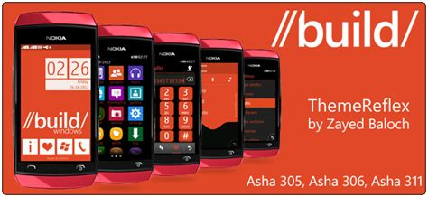 nokia asha 311 all themes build windows theme for nokia asha 305 asha 306 asha
