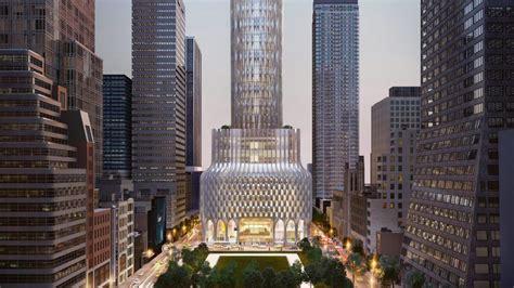 1 new york plaza 5th floor new york ny 10004 kushner cos vision for 666 fifth avenue has zaha hadid