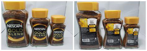 Nescafe Gold Blend 200 Gram X 2 400 Gram Best Before Nestle Coffee Mate By Nestle Creamer Krimer 450 Gr