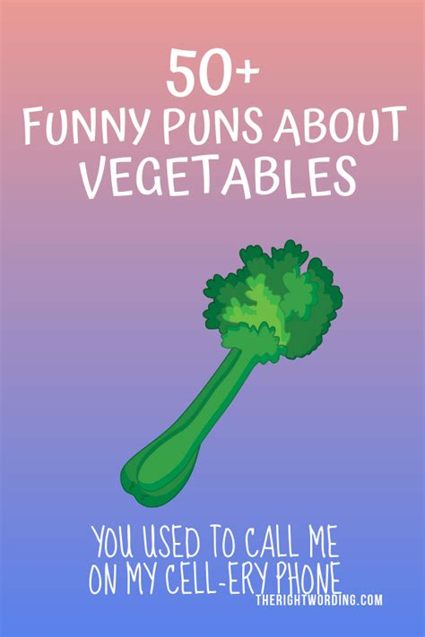 vegetable puns  jokes    produce