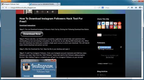 tutorial hack instagram account instagram followers hack tutorial on vimeo
