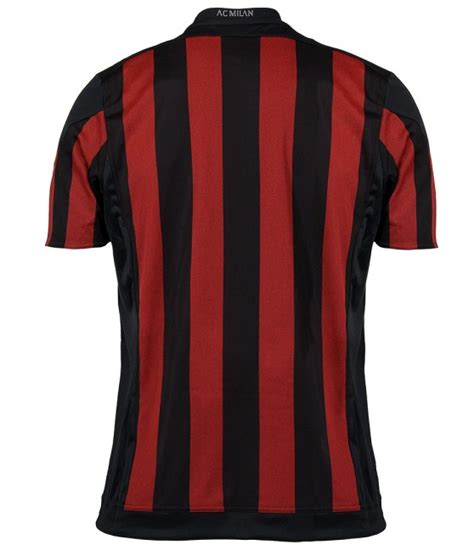 Jersey Inter Milan Home Sleeves 2015 2016 new ac milan home jersey 2015 2016 goalkeeper kit 2015 16 by adidas football kit news