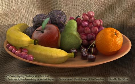 bowl of fruits fruit bowl