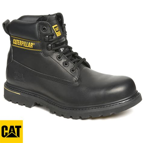 Caterpillar Solid Safety Boots caterpillar holton safety boot 7040 7041