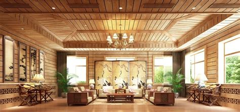 wood walls in house houses with wood walls and ceilings 3d house free 3d