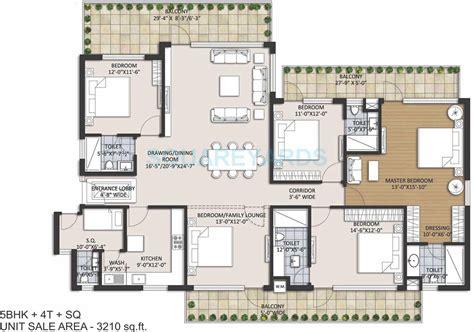 2 5 bhk floor plan 100 2 5 bhk floor plan experion windchants