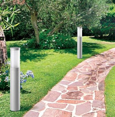 illuminazioni per giardini led da esterno per illuminazione giardino produzione pali