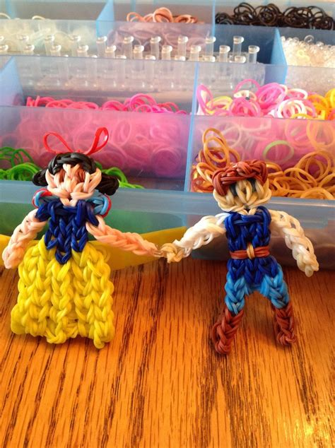 Origami Prince Charming - 17 best images about rubber band things on