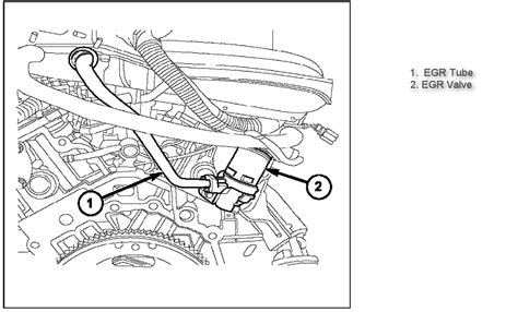 Chrysler 300 Egr Valve Location 2001 Chrysler Lhs Fuel Location Wiring Diagram Website