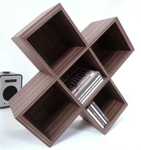 Cd Rack Shelf by Cube Cd Rack By Lilly Notonthehighstreet