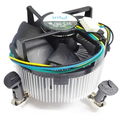 intel 775 cpu fan intel d34223 001 original heatsink fan assembly cpu