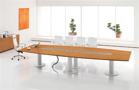 modern conference table boat shaped conference table