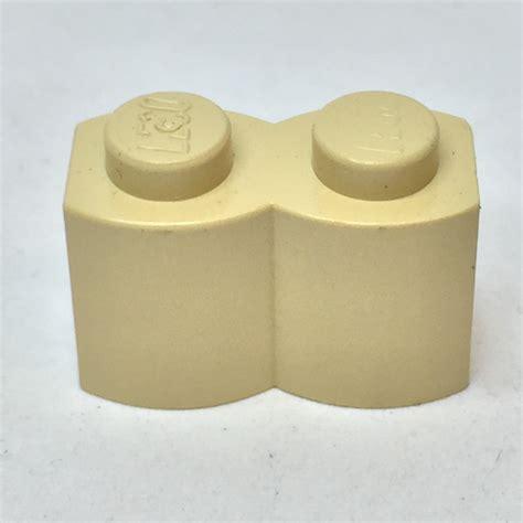 Lego Parts Lego Part 30136 4519970 Brown Palisade Brick 1x2 lego part 30136 brick special 1 x 2 palisade aka log