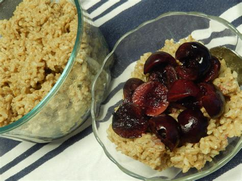 Rice Bowl Cherry Rice Bowl cherry breakfast rice bowls recipe dishmaps