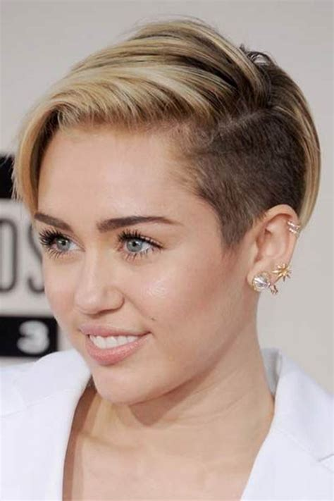 shaved haircuts for older women shaved hairstyles for women short haircuts 2016 image