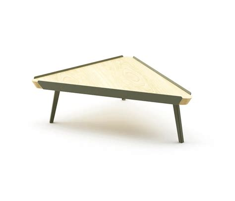 Triangle Coffee Table Edgar Triangle Coffee Table Lounge Tables From Nurus Architonic