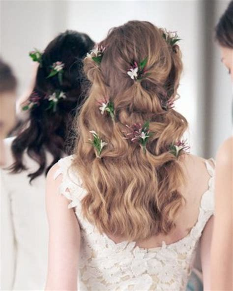 Wedding Hair Designs Bridesmaid by Bridesmaid Hairstyles 2016