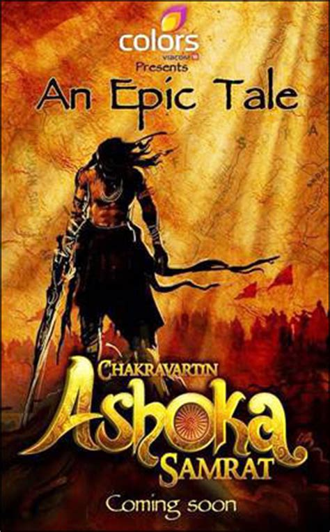 ashoka biography in hindi star cast photos videos live story colors