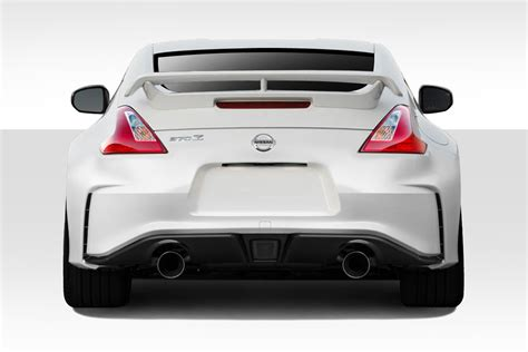 nissan fairlady 370z body 2013 nissan 370z rear bumper body kit 2009 2018 nissan
