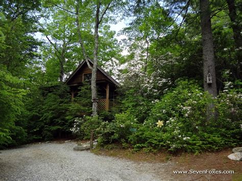 sevenfoxes00001 cabins at seven foxes lake toxaway nc
