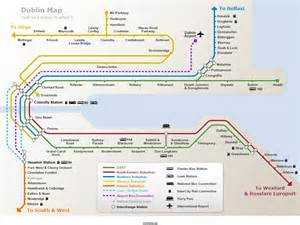 Dart Route Map by Accommodation And Travel Sociolinguistics Summer 6