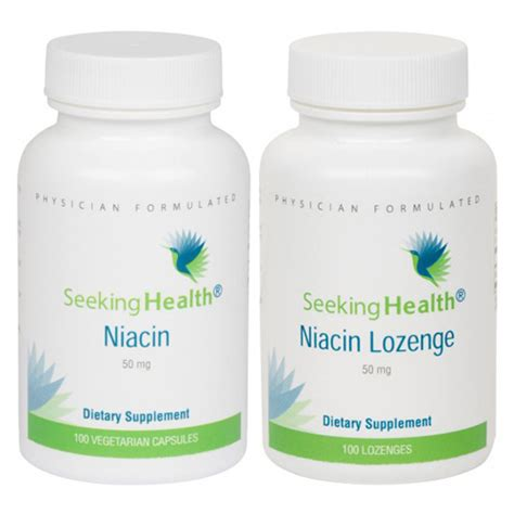 Where To Buy Niacin Detox Pills by Seeking Health Niacin 50 Mg Buy Australia