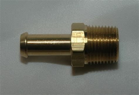 beaded hose barb fittings hose brass