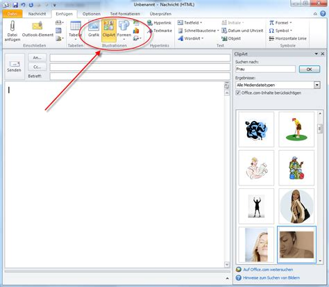 microsoft office 2010 clipart outlook 2010 im detail vorgestellt